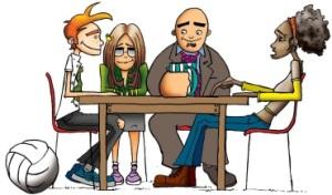 Parent Council folk