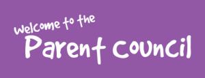 Parent Council sign