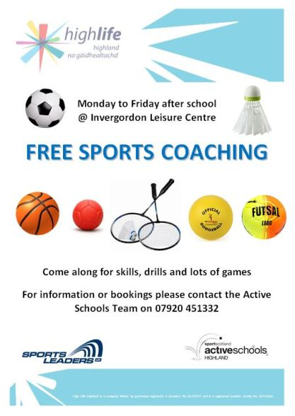 Jakes ILC Free Sports Poster T3 18