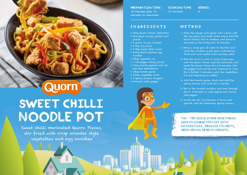 Quorn_KidsRecipe Card_SweetNoodle_digitalA4_03