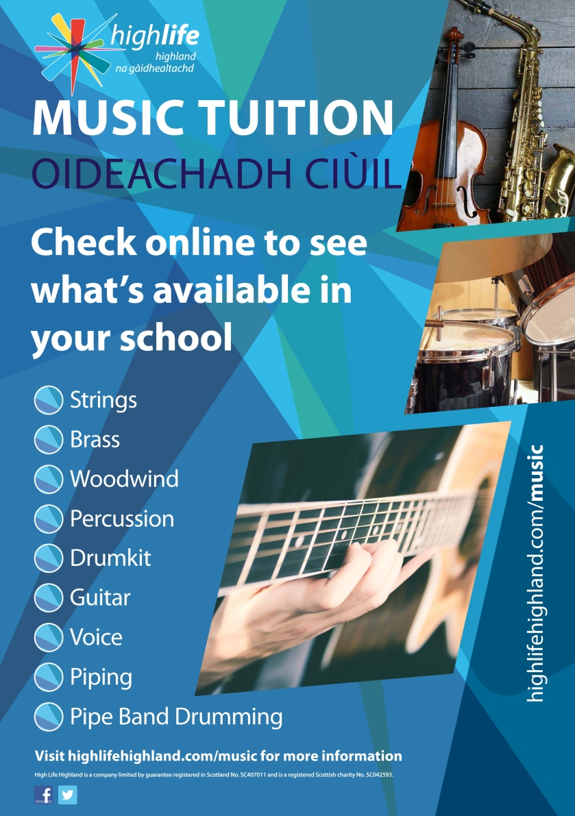 A5 posters - Gaelic inc - music-1