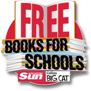 Books for schools logo