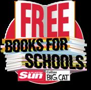Books for schools logo