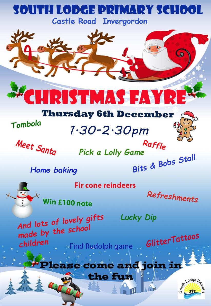 Christmas Fayre Poster 18