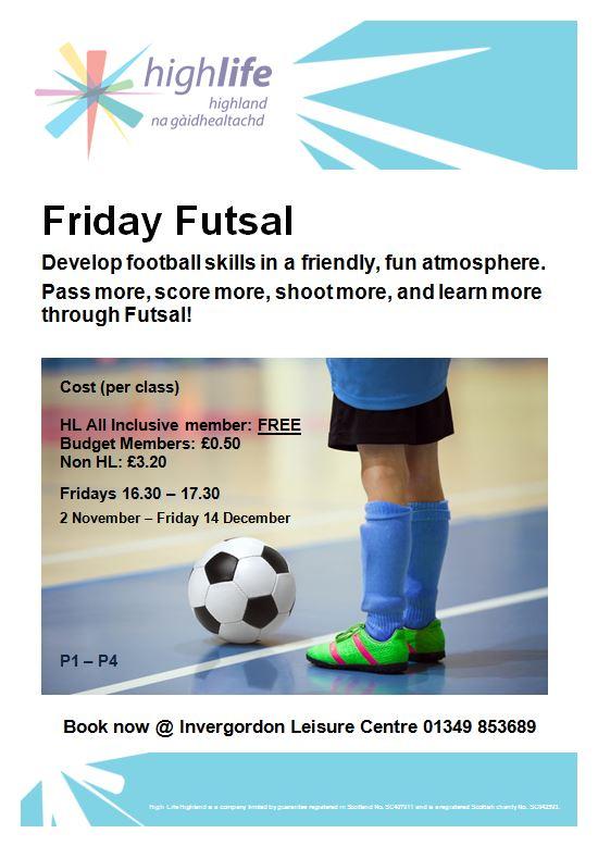 Futsal T2 1819