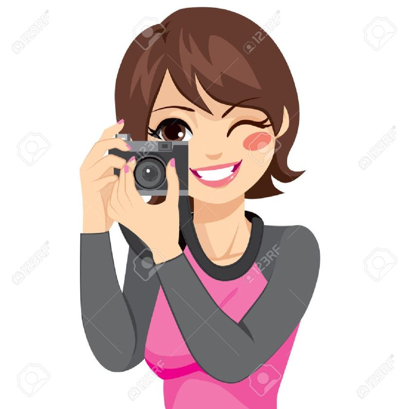 photographer lady