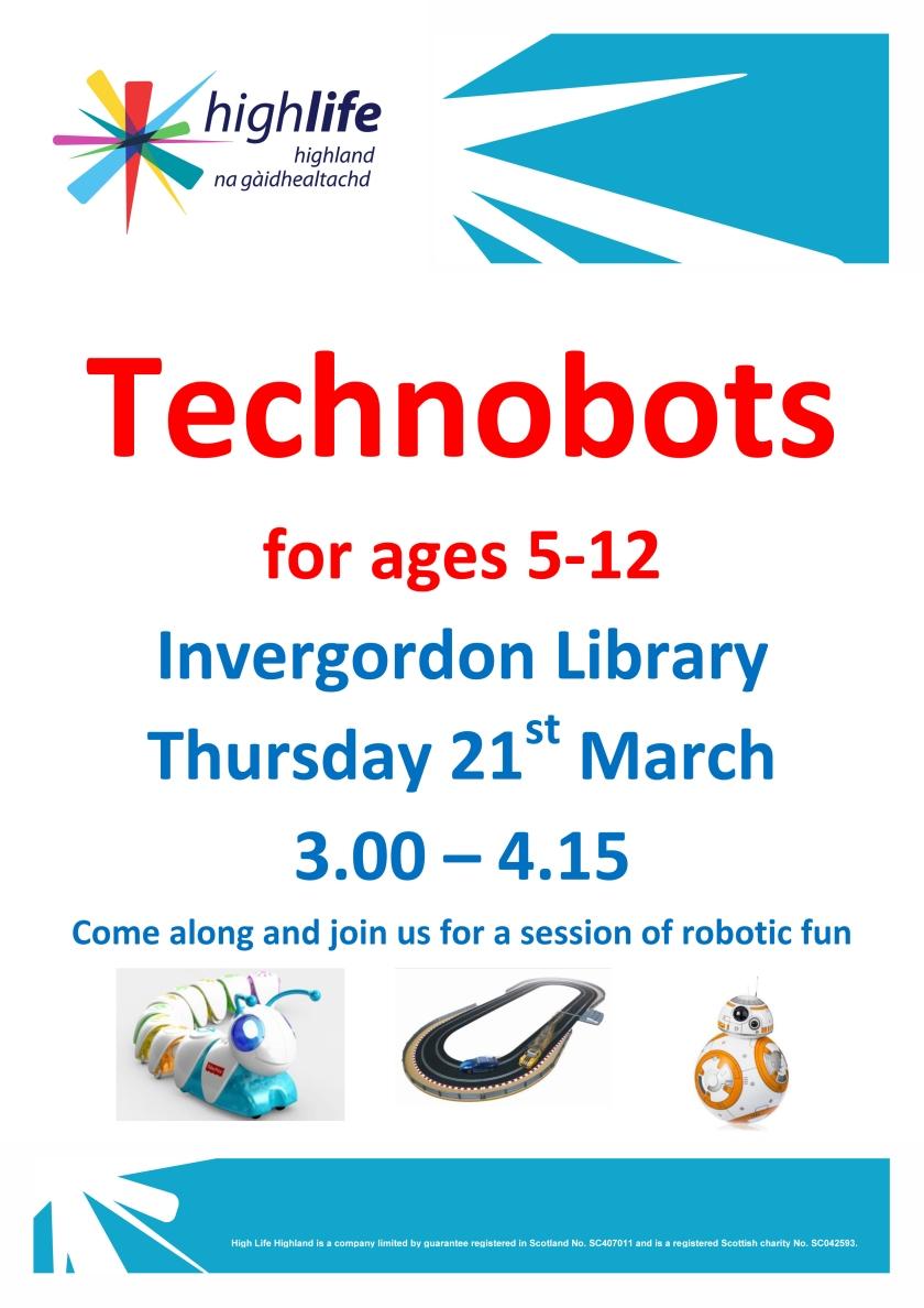 Technobots poster
